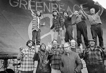 Exhibirán documental sobre los pioneros del movimiento ecológico Greenpeace